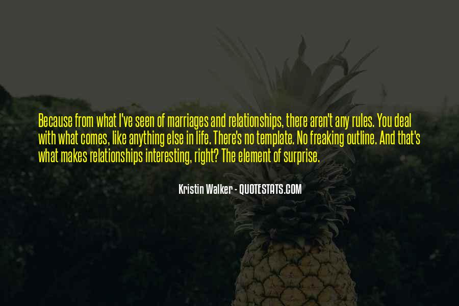 Quotes About Rules In Relationships #61979