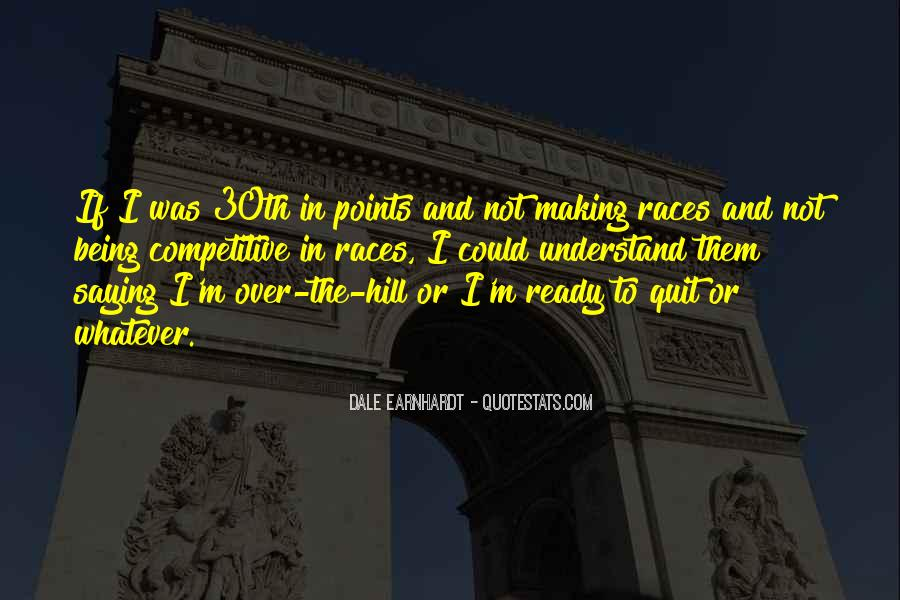 Quotes About Making Points #1766473