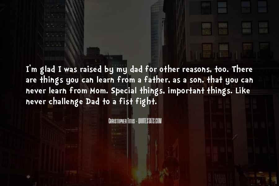 Quotes About A Mom And Son #1128611