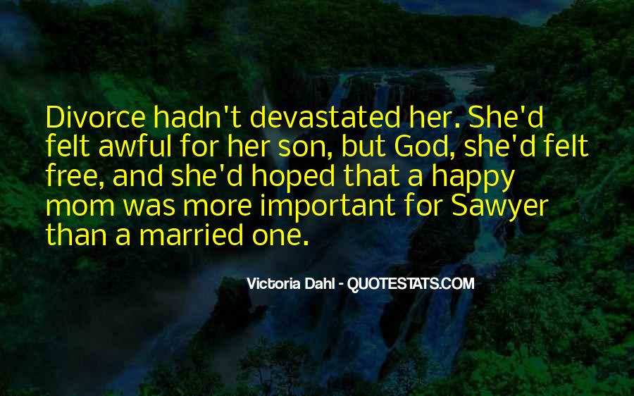 Quotes About A Mom And Son #1212022