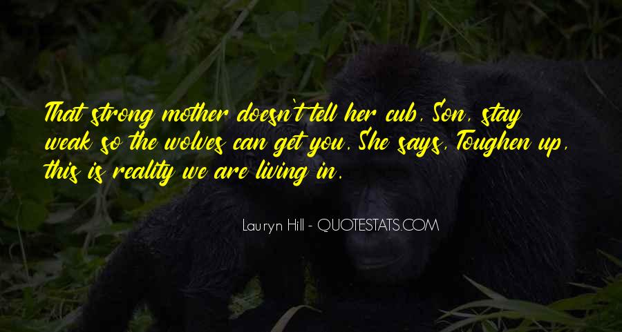Quotes About A Mom And Son #1230424