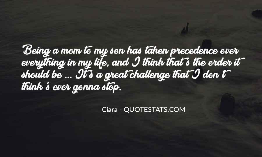Quotes About A Mom And Son #1651737