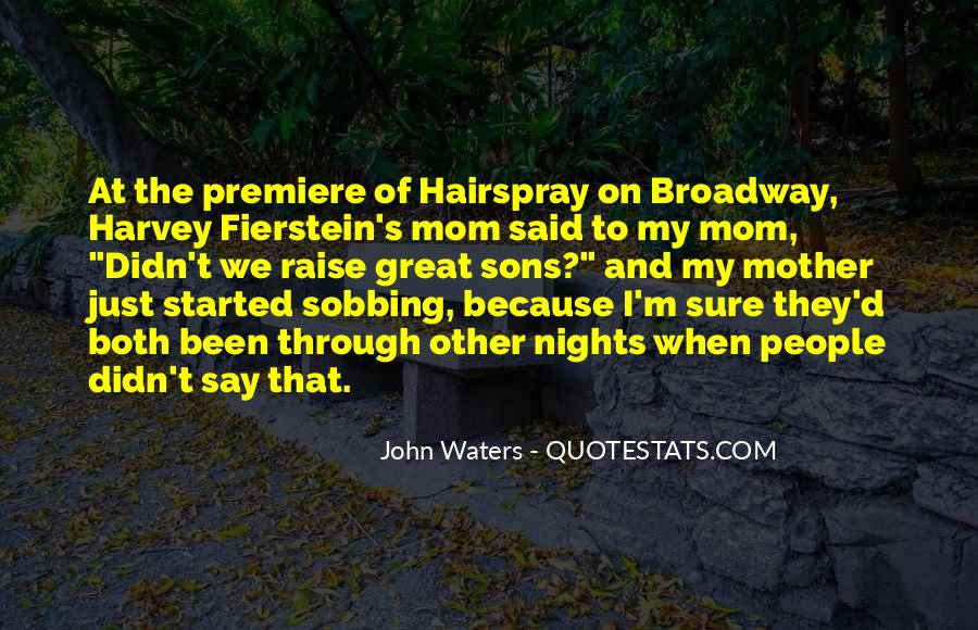 Quotes About A Mom And Son #1823896