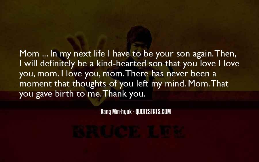 Quotes About A Mom And Son #195929
