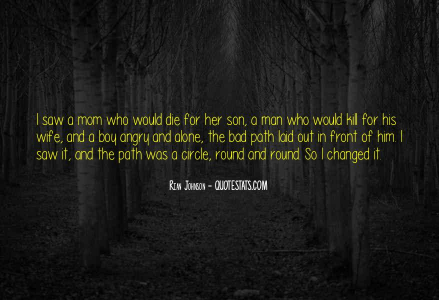 Quotes About A Mom And Son #589692