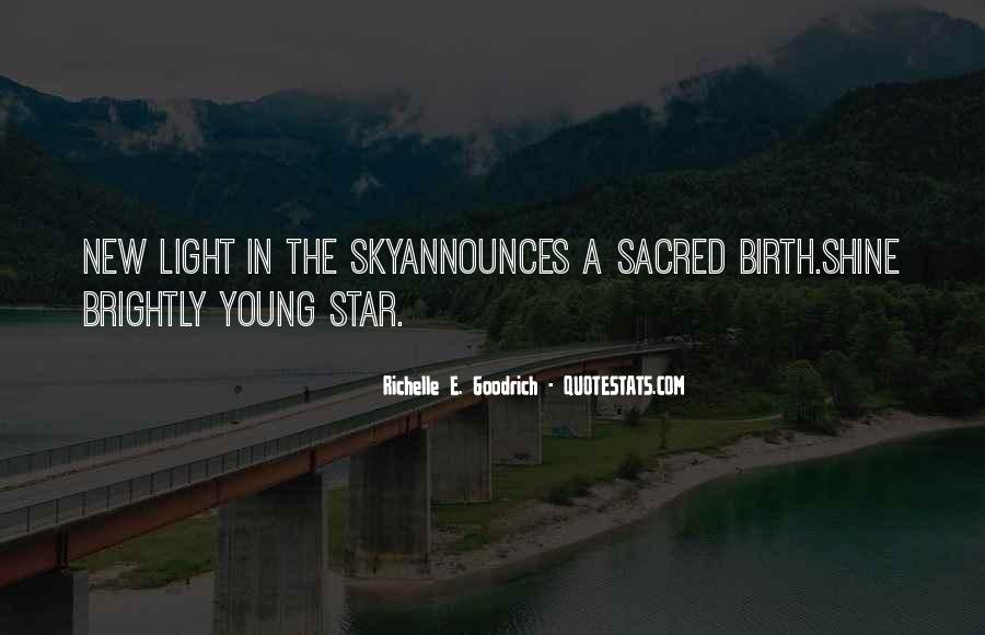 Quotes About The Christmas Star #1147401