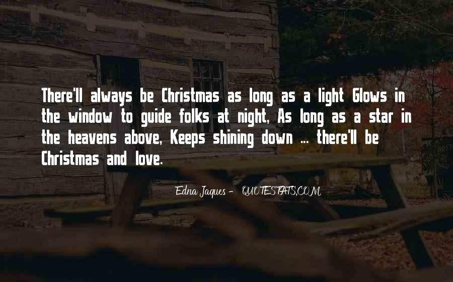 Quotes About The Christmas Star #22649