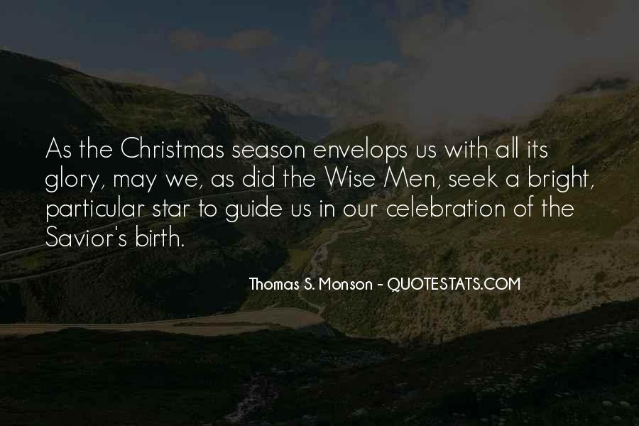 Quotes About The Christmas Star #366827