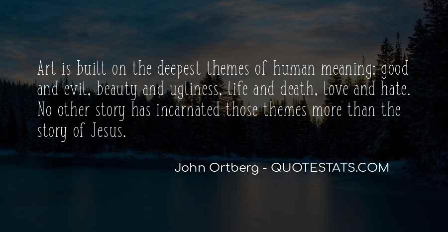 Quotes About Jesus Death #103778