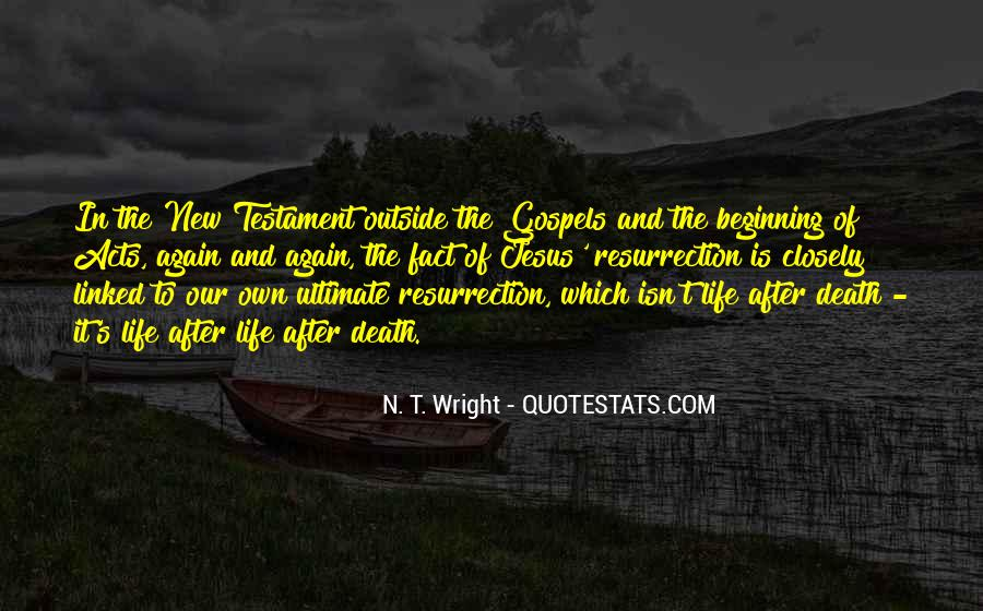 Quotes About Jesus Death #108573