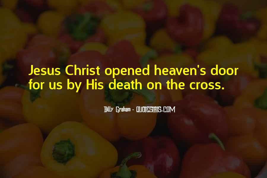 Quotes About Jesus Death #121457
