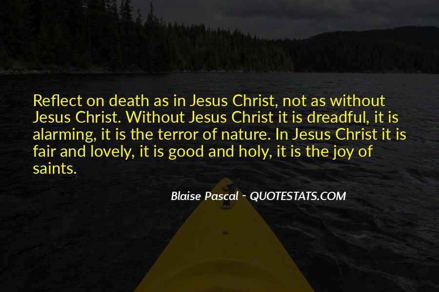 Quotes About Jesus Death #136555