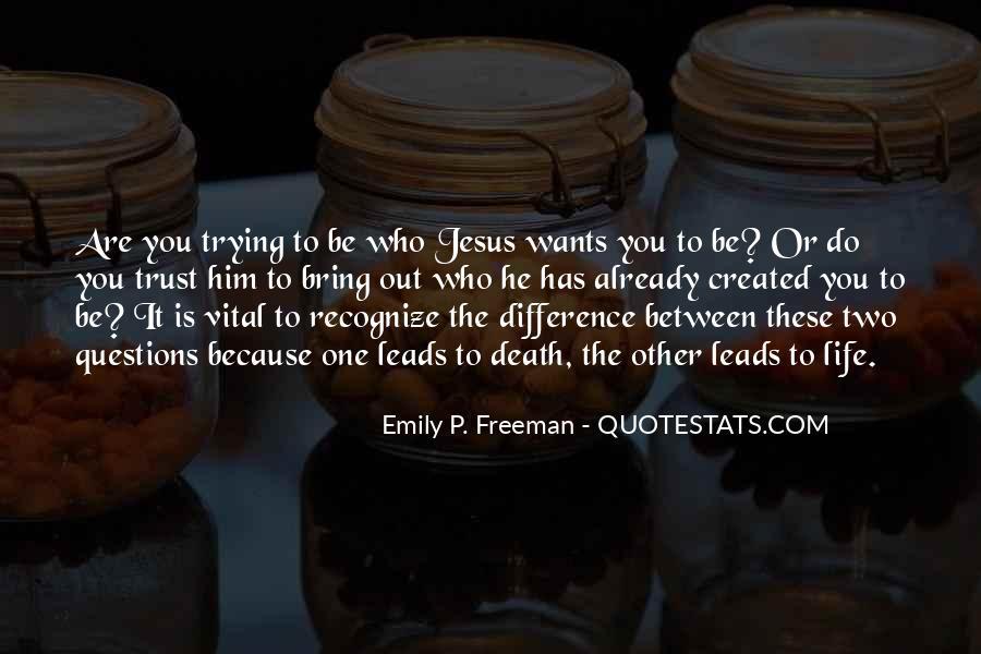 Quotes About Jesus Death #164578