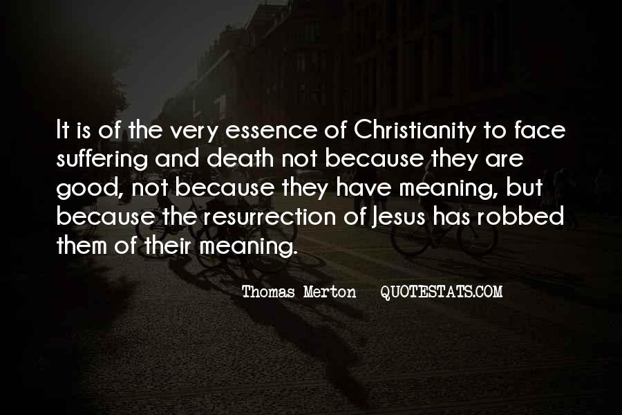 Quotes About Jesus Death #179378