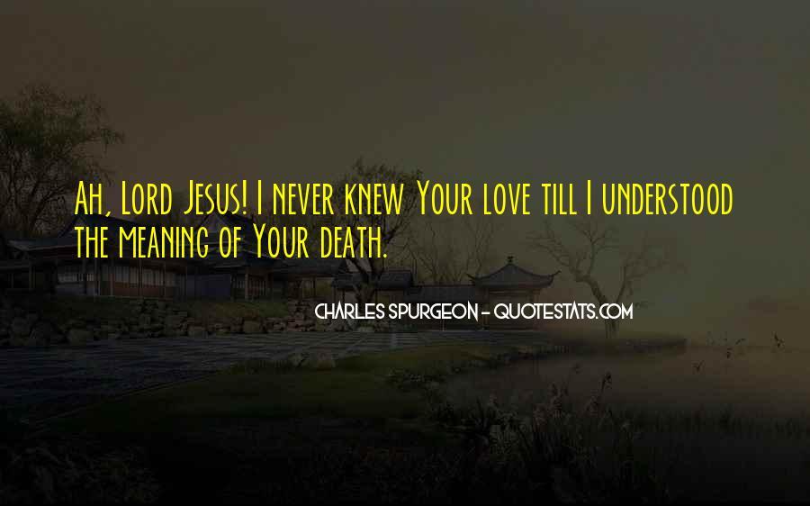 Quotes About Jesus Death #19801