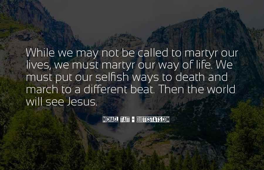 Quotes About Jesus Death #23564