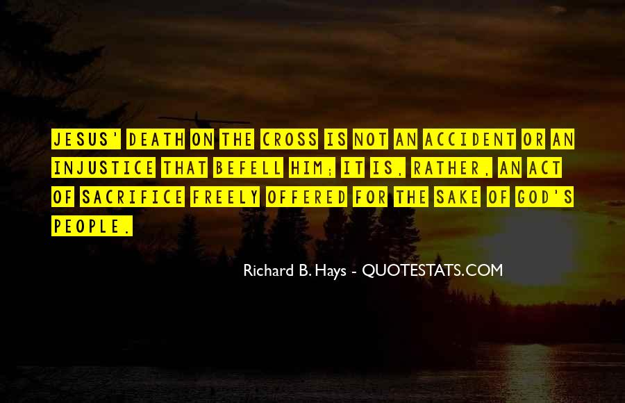 Quotes About Jesus Death #251517