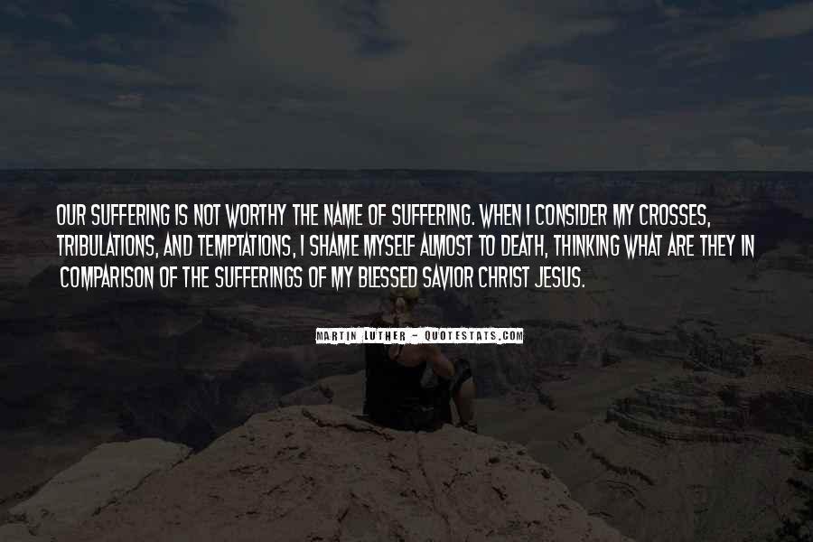 Quotes About Jesus Death #29016