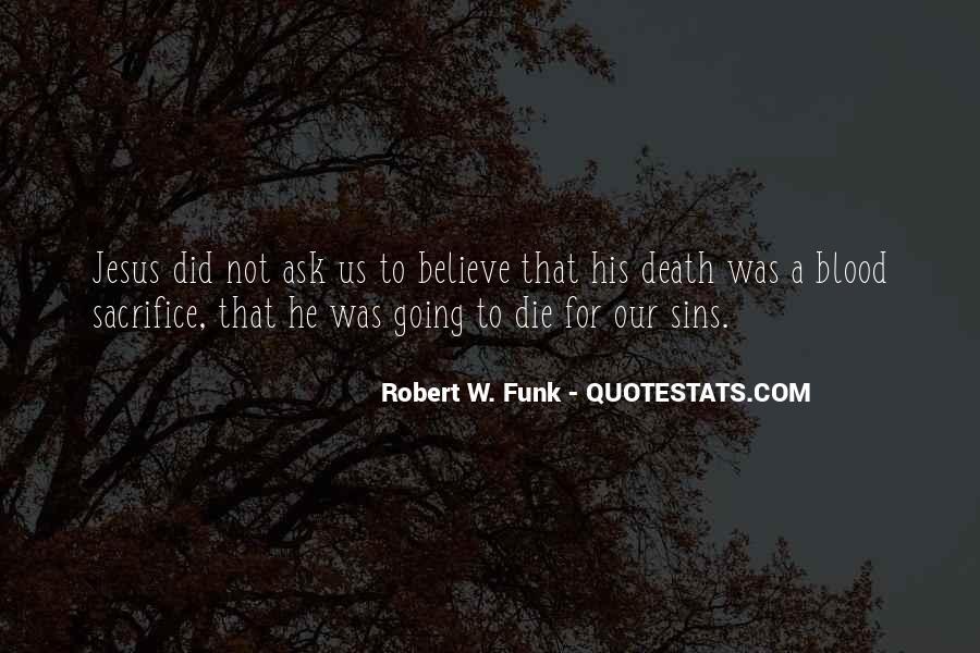 Quotes About Jesus Death #292556