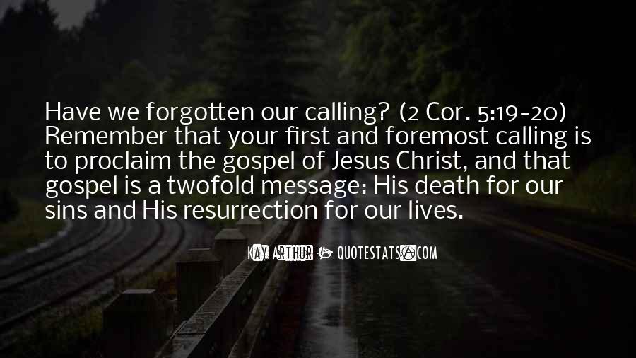 Quotes About Jesus Death #314072