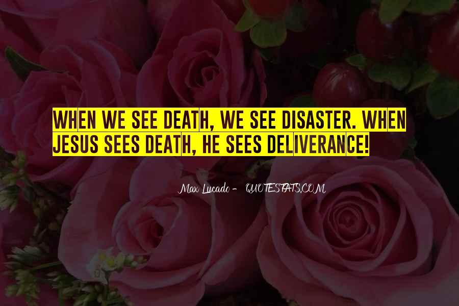 Quotes About Jesus Death #342787