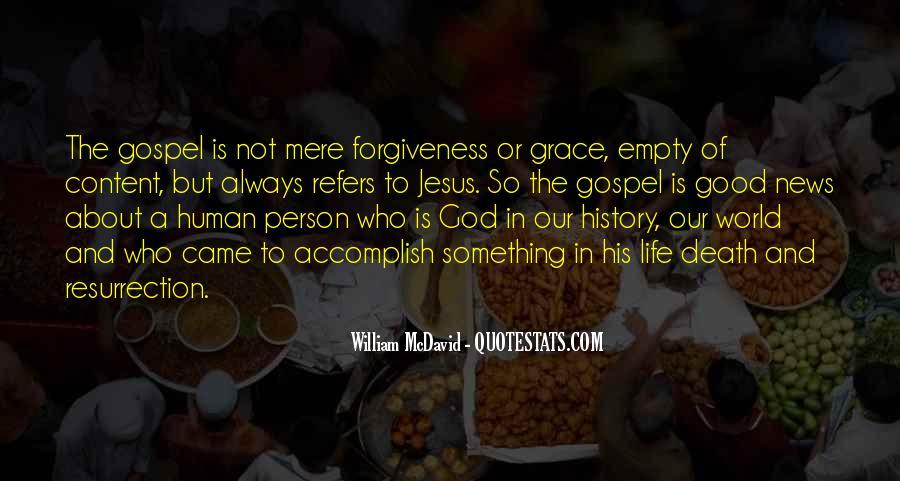 Quotes About Jesus Death #365611