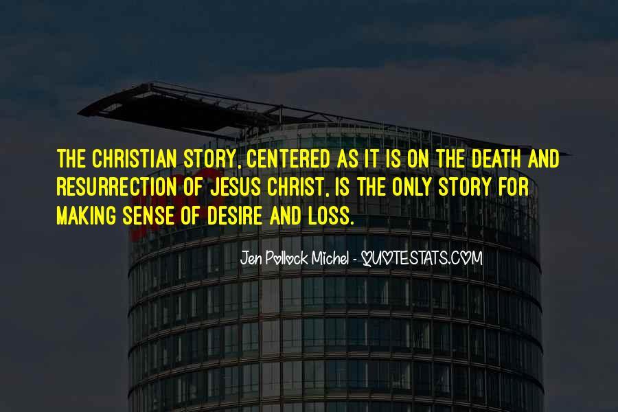 Quotes About Jesus Death #37017