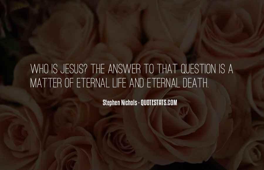 Quotes About Jesus Death #470116