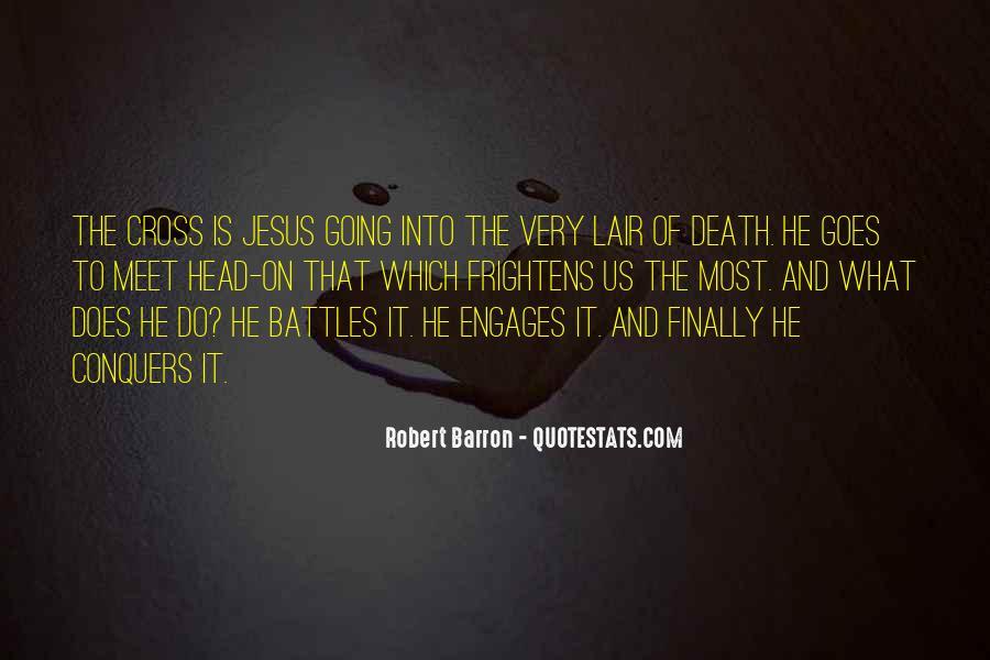Quotes About Jesus Death #471341