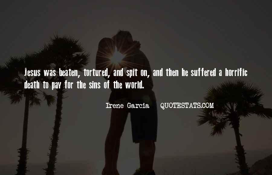 Quotes About Jesus Death #487576