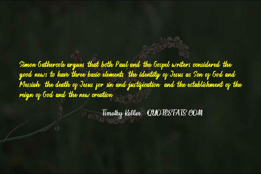 Quotes About Jesus Death #48955