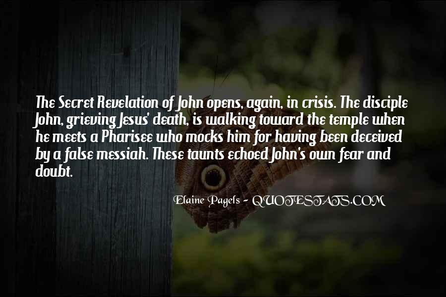 Quotes About Jesus Death #50368