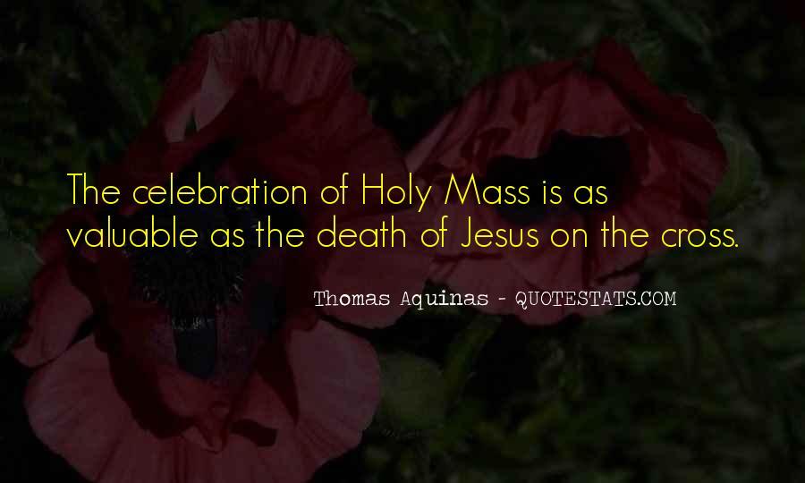 Quotes About Jesus Death #5143