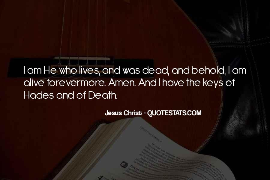 Quotes About Jesus Death #520086
