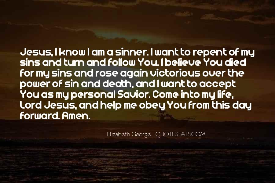 Quotes About Jesus Death #520310