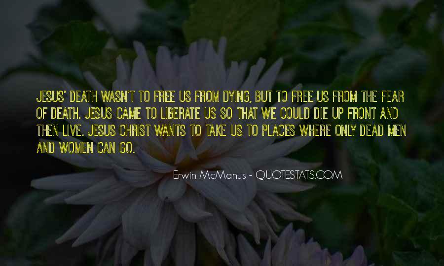 Quotes About Jesus Death #546299