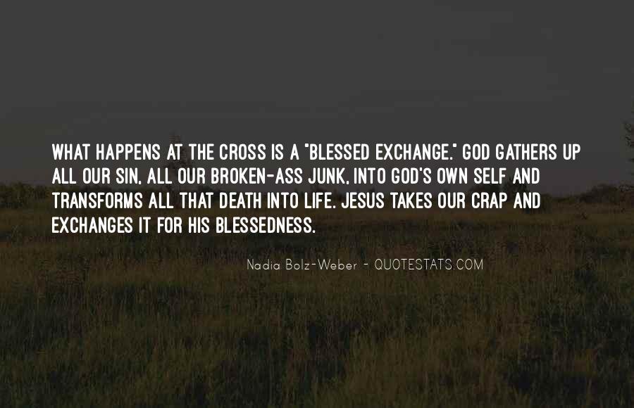 Quotes About Jesus Death #556698