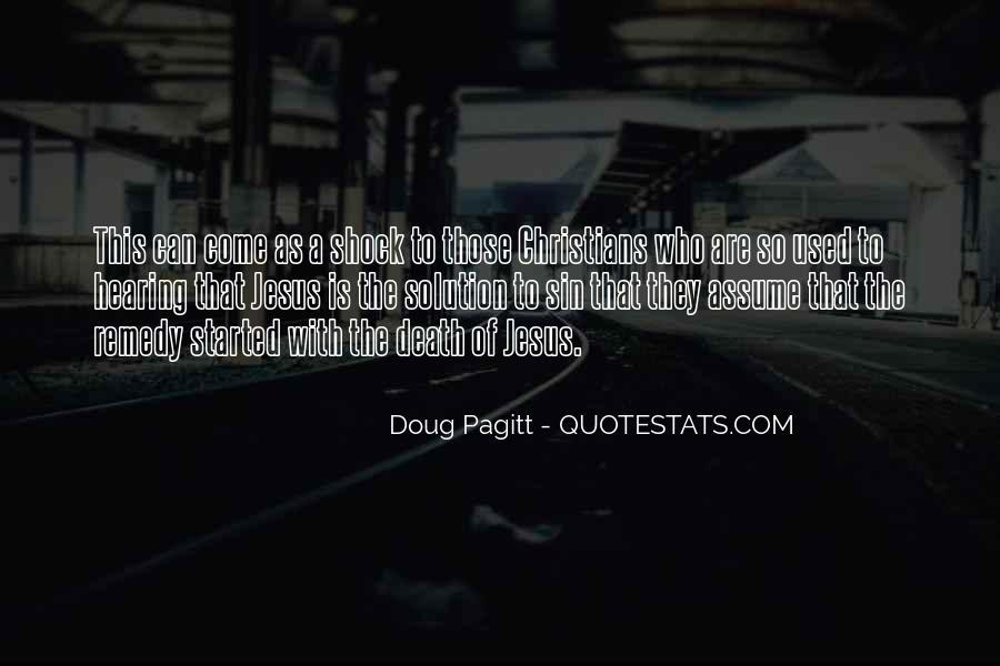 Quotes About Jesus Death #564208