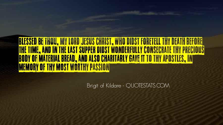 Quotes About Jesus Death #581837