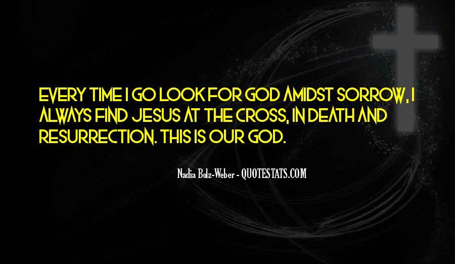 Quotes About Jesus Death #68483