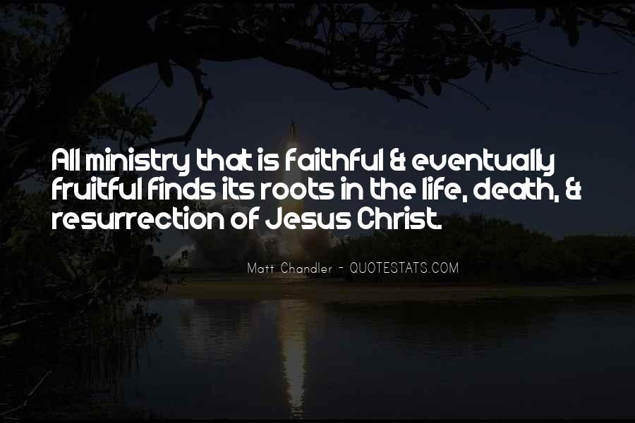 Quotes About Jesus Death #93040