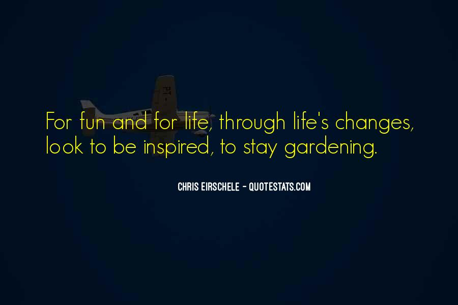 Quotes About Inspired Life #147575