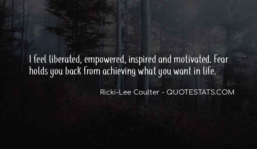 Quotes About Inspired Life #164042