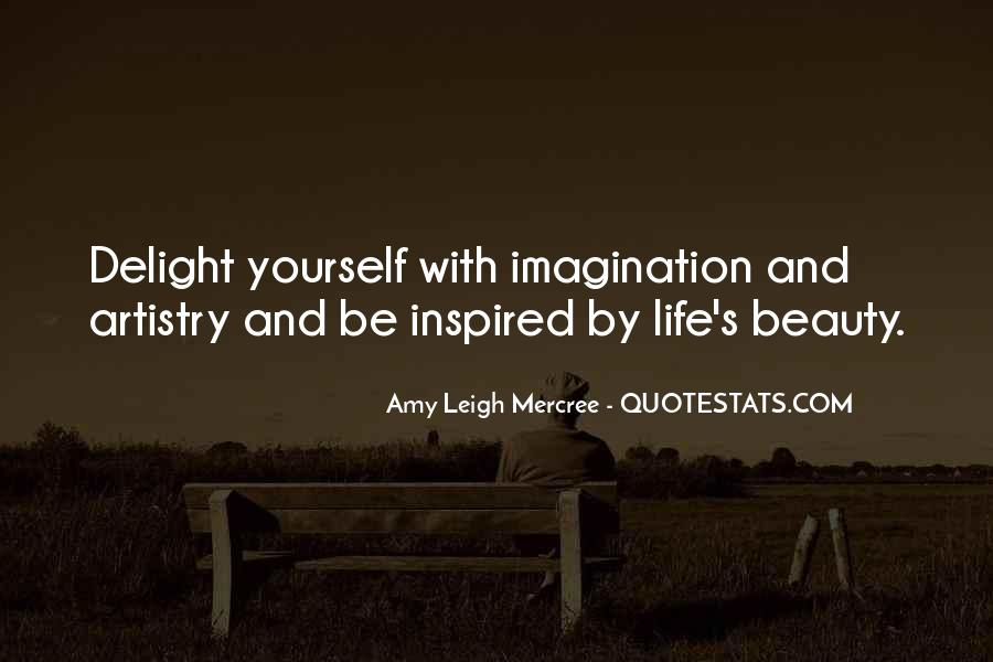 Quotes About Inspired Life #451004