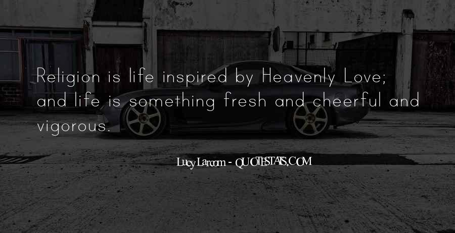 Quotes About Inspired Life #681556