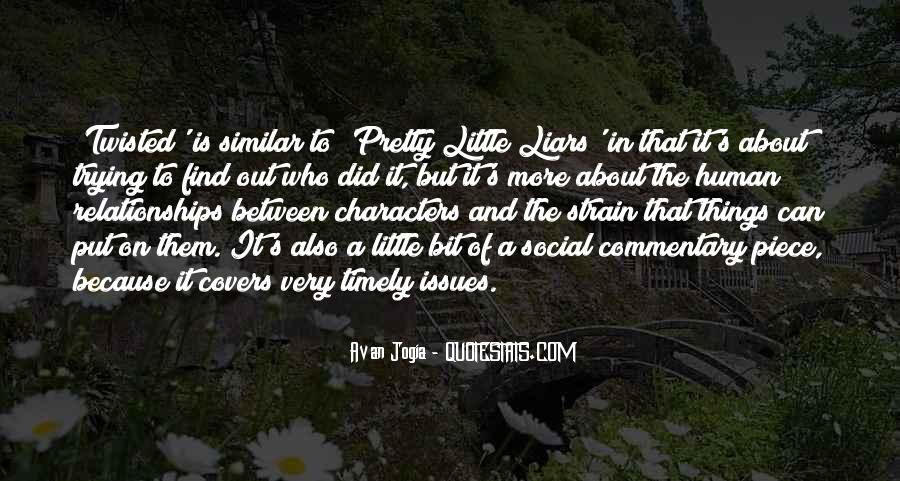 Quotes About A From Pretty Little Liars #1208114
