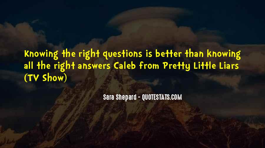 Quotes About A From Pretty Little Liars #733199
