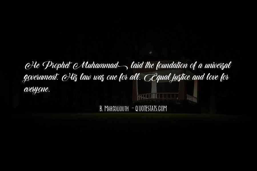 Quotes About Love Prophet Muhammad #1152729