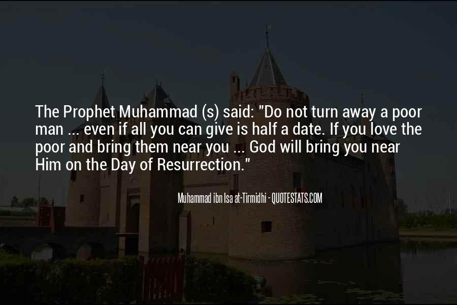 Quotes About Love Prophet Muhammad #1723373