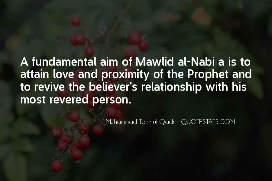 Quotes About Love Prophet Muhammad #1876559